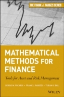 Mathematical Methods for Finance av Sergio M. Focardi, Frank J. Fabozzi og Turan G. Bali (Innbundet)