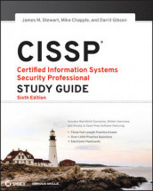 CISSP: Certified Information Systems Security Professional Study Guide av Mike Chapple, Darril Gibson og James Michael Stewart (Heftet)