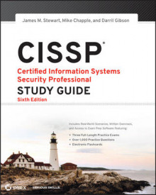 CISSP: Certified Information Systems Security Professional Study Guide av James M. Stewart, Mike Chapple og Darril Gibson (Heftet)
