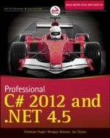 Omslag - Professional C# 2012 and .NET 4.5