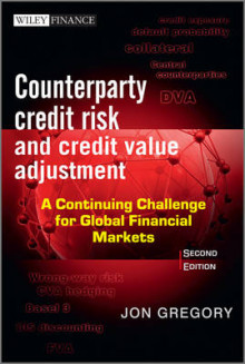 Counterparty Credit Risk and Credit Value Adjustment av Jon Gregory (Innbundet)