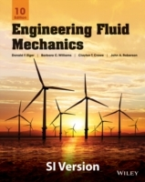 Engineering Fluid Mechanics av Donald F. Elger, Barbara C. Williams, Clayton T. Crowe og John A. Roberson (Heftet)