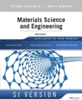Materials Science and Engineering av William D. Callister og David G. Rethwisch (Heftet)