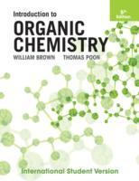 Introduction to Organic Chemistry av William H. Brown og Thomas Poon (Heftet)