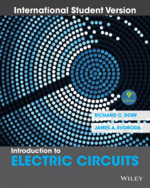 Introduction to Electric Circuits av Richard C. Dorf og James A. Svoboda (Heftet)