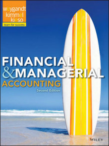 Financial & Managerial Accounting av Jerry J. Weygandt, Paul D. Kimmel og Donald E. Kieso (Innbundet)
