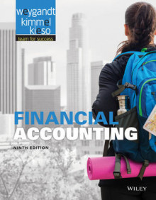 Financial Accounting av Jerry J. Weygandt, Donald E. Kieso og Paul D. Kimmel (Innbundet)