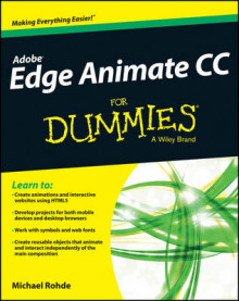 Adobe Edge Animate CC For Dummies av Michael Rohde (Heftet)