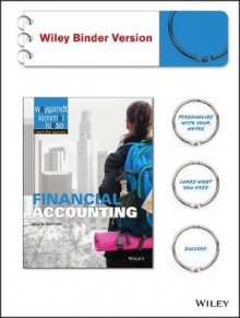 Financial Accounting 9E Binder Ready Version av Jerry J. Weygandt (Perm)
