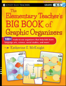 The Elementary Teacher's Big Book of Graphic Organizers av Katherine S. McKnight (Heftet)