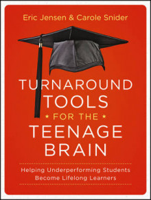 Turnaround Tools for the Teenage Brain av Eric Jensen og Carole Snider (Heftet)