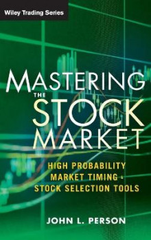 Mastering the Stock Market av John L. Person (Innbundet)