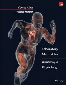 Laboratory Manual for Anatomy and Physiology, Binder Ready Version av Connie Allen og Valerie Harper (Perm)