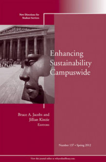 Enhancing Sustainability Campuswide av Student Services (SS) (Heftet)
