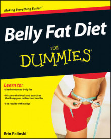 Belly Fat Diet for Dummies av Erin Palinski-Wade (Heftet)