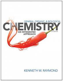 General Organic and Biological Chemistry av Kenneth W. Raymond (Innbundet)
