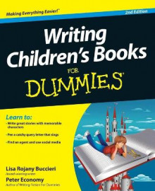 Writing Children's Books For Dummies av Lisa Rojany Buccieri og Peter Economy (Heftet)