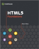 HTML5 Foundations av Matt West (Heftet)