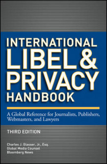 International Libel and Privacy Handbook av Charles J. Glasser (Innbundet)