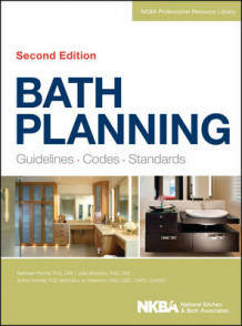 Bath Planning av NKBA (National Kitchen & Bath Association) (Innbundet)