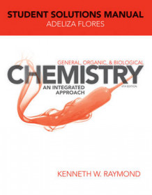 General Organic and Biological Chemistry av Kenneth W. Raymond (Heftet)