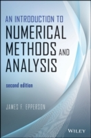 An Introduction to Numerical Methods and Analysis av James F. Epperson (Innbundet)