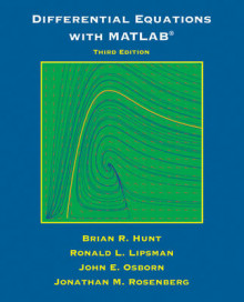 Differential Equations with MATLAB av Brian R. Hunt, Ronald L. Lipsman, John E. Osborn og Jonathan M. Rosenberg (Heftet)