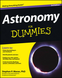 Astronomy For Dummies av Stephen P. Maran (Heftet)