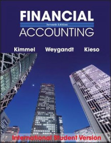 Financial Accounting av Paul D. Kimmel, Jerry J. Weygandt og Donald E. Kieso (Heftet)