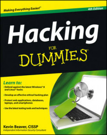 Hacking For Dummies av Kevin Beaver (Heftet)