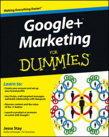 Google+ Marketing For Dummies av Jesse Stay (Heftet)