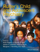 Omslag - Rutter's Child and Adolescent Psychiatry