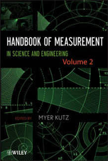 Handbook of Measurement in Science and Engineering: v. 2 (Innbundet)