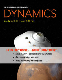 Engineering Mechanics-Dynamics av James L Meriam og L G Kraige (Perm)