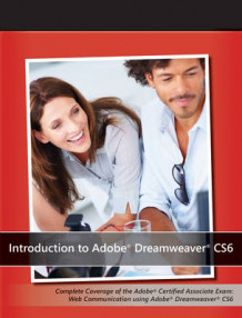Introduction to Adobe Dreamweaver CS6 with ACA Certification av AGI Creative Team (Heftet)