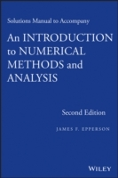 Solutions Manual to Accompany an Introduction to Numerical Methods and Analysis av James F. Epperson (Heftet)