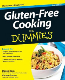 Gluten-Free Cooking For Dummies av Danna Korn (Heftet)