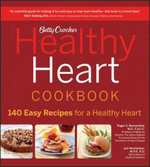 Betty Crocker Healthy Heart Cookbook av Betty Crocker (Heftet)