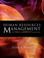 Human Resources Management for Public and Nonprofit Organizations av Joan E. Pynes (Heftet)