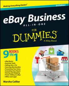 EBay Business All-in-One For Dummies av Marsha Collier (Heftet)