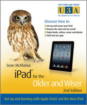 iPad for the Older and Wiser av Sean McManus (Heftet)