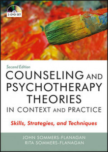 DVD Counseling and Psychotherapy Theories in Context and Practice av John Sommers-Flanagan og Rita Sommers-Flanagan (DVD)