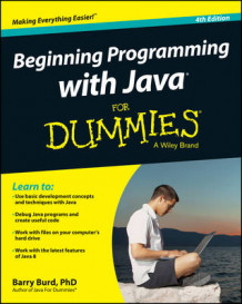 Beginning Programming with Java For Dummies av Barry Burd (Heftet)