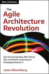 Omslag - The Agile Architecture Revolution