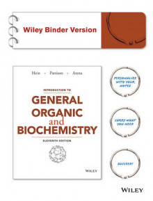 Introduction to General, Organic, and Biochemistry av Morris Hein, Scott Pattison, Susan Arena og Leo R Best (Perm)