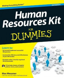 Human Resources Kit For Dummies av Max Messmer (Heftet)