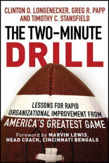 The Two Minute Drill av Clinton O. Longenecker, Greg R. Papp og Timothy C. Stansfield (Heftet)