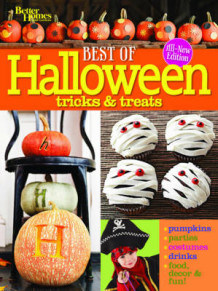 Best of Halloween Tricks & Treats (Better Homes and Gardens) av Better Homes & Gardens (Heftet)