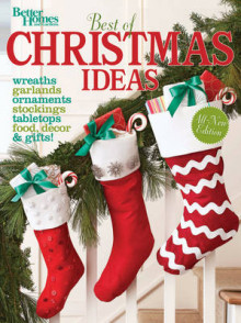Best of Christmas Ideas (Better Homes and Gardens) av Better Homes & Gardens (Heftet)
