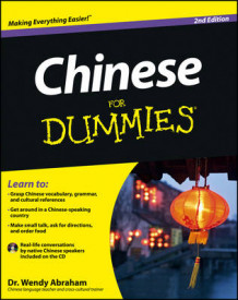 Chinese For Dummies av Wendy Abraham (Heftet)